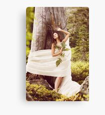 Earth Sister Canvas Print