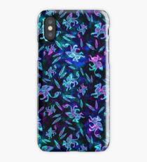Gryphon Batik - Jewel Tones iPhone Case