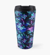 Gryphon Batik - Jewel Tones Travel Mug