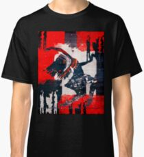 Dancer in The Street Grunge style  Classic T-Shirt