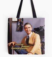 Mister Rogers' Neighborhood Tote Bag