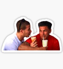 Vinny & Pauly D Aufkleber Sticker