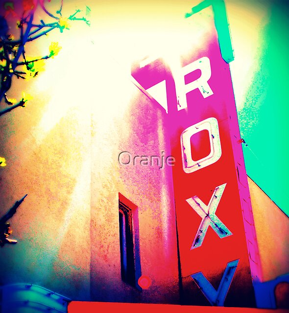 Roxy Pop Art by Oranje