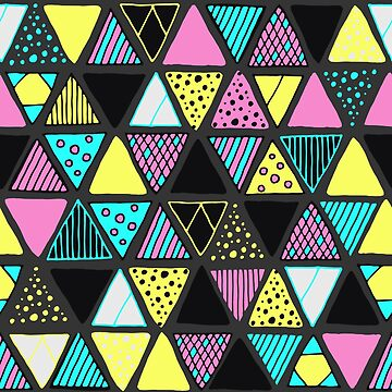 Retro Pattern Two by EsotericExposal