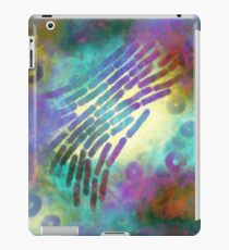 In the beginning there were microbes  iPad Case/Skin