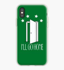 I'll Go home pocket open door - Everyday Shane Dawson discounted iPhone Case