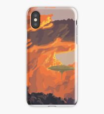 City in the Clouds iPhone Case