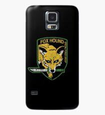 Foxhound Case/Skin for Samsung Galaxy