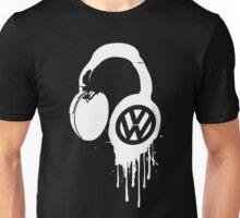 VW Bleeding Headphone Unisex T-Shirt