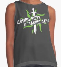Closing Rifts & Taking Names Contrast Tank