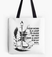 Psalm Tote Bag