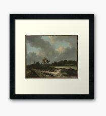 Grainfields Framed Print