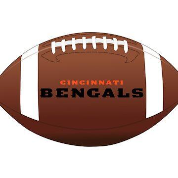 Cincinnati Bengals by JustinFolger