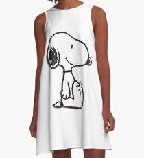 Snoopy! A-Line Dress