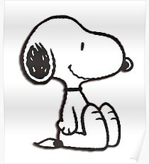 Snoopy! Poster