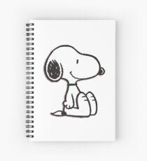 Snoopy! Spiral Notebook