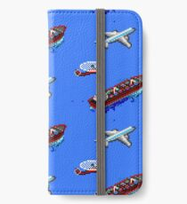 Boats, Planes and Helicopters iPhone Wallet/Case/Skin