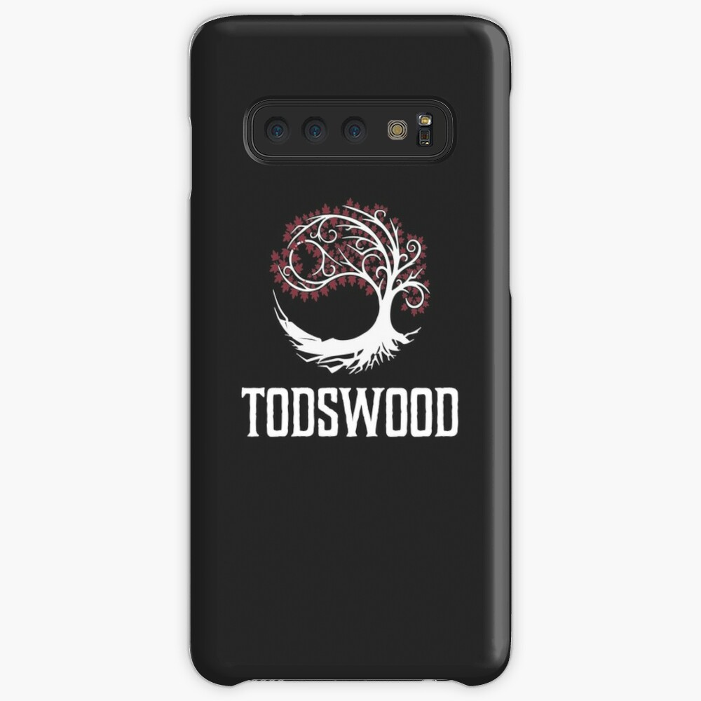 TODSWOOD Cases & Skins for Samsung Galaxy