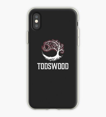 TODSWOOD iPhone Case