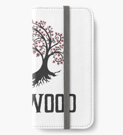 TODSWOOD iPhone Wallet