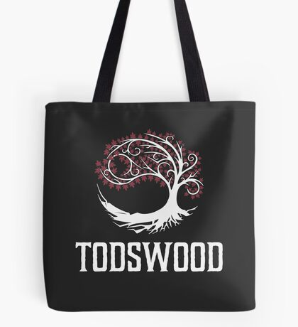 TODSWOOD Tote Bag