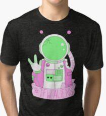 space...man? Tri-blend T-Shirt