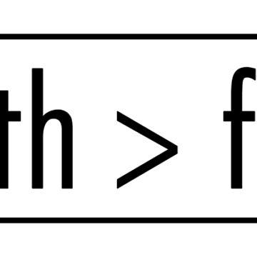 faith > fear by arch0wl