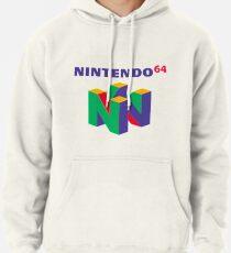 Nintendo 64 Retro-Logo Hoodie