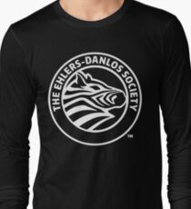 Official Ehlers-Danlos Society Seal Long Sleeve T-Shirt
