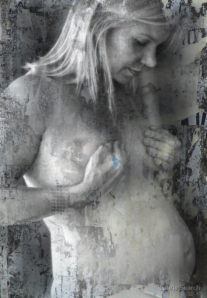 Pregnancy Nude by Laurie Search