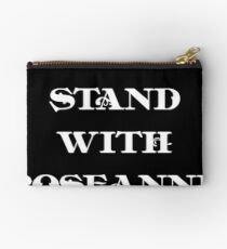 I stand with roseanne!  Studio Pouch
