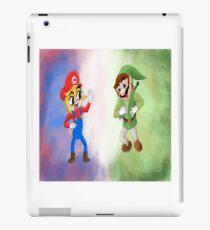 Nintendo Mash Up  iPad Case/Skin