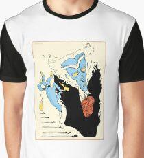Look Away Graphic T-Shirt