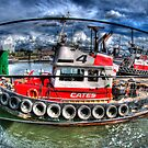 Tug at the Dock by toby snelgrove  IPA
