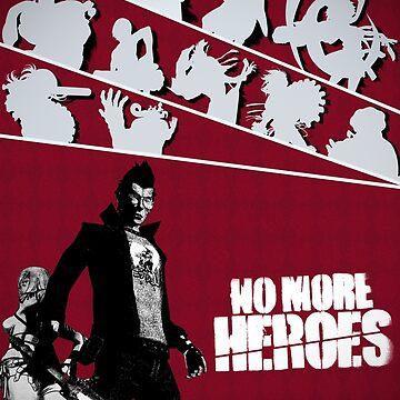 No More Heroes by yoshisaredragon