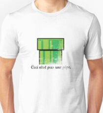 This is not a pipe. Unisex T-Shirt