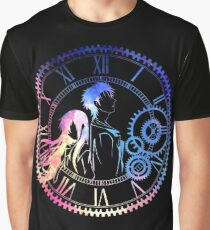 Steins;Gate Loving mix colors Graphic T-Shirt