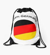 Team Germany Drawstring Bag