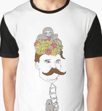 Nietzsche Graphic T-Shirt