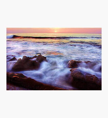 By the Sea Photographic Print