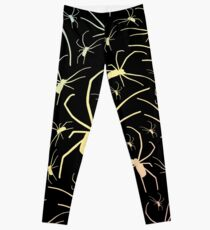 Crawling spiders with gradient Leggings