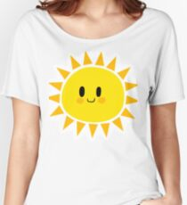 Cute Sun For Cute Kids Women's Relaxed Fit T-Shirt
