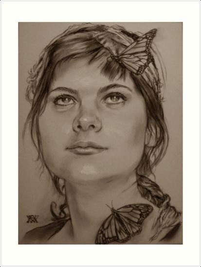 """Le Papillon"" by Alice McMahon"