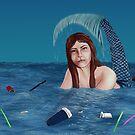 The Unhappy Mermaid by Brinjen