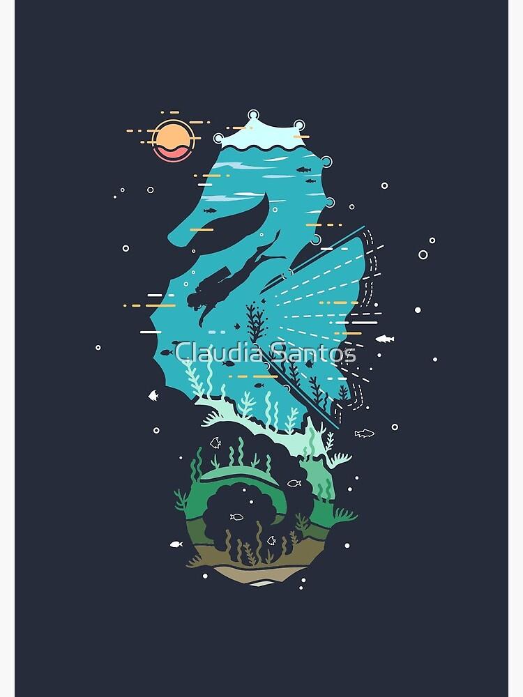 Underwater by claudiasantos82