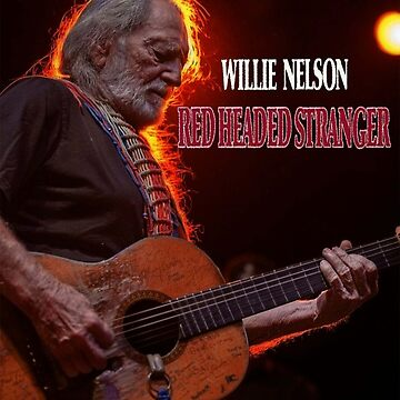 WILLIE NELSON new design by sugabreneb01