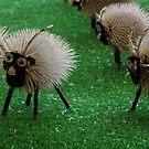 Teasel Sheep by wiggyofipswich