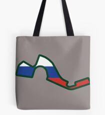 Sochi Autodrom - Sochi, Russia Tote Bag