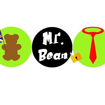 Mr. Bean by syriana94
