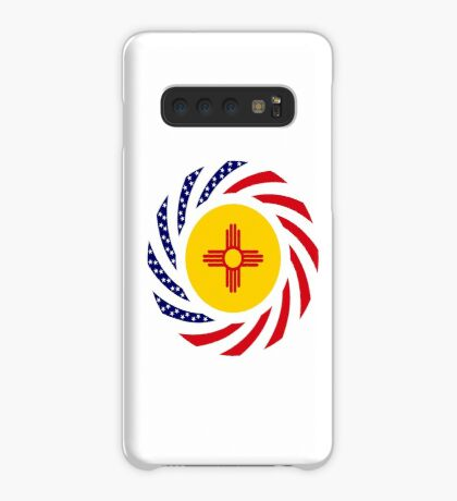 New Mexican Murican Patriot Flag Series Case/Skin for Samsung Galaxy